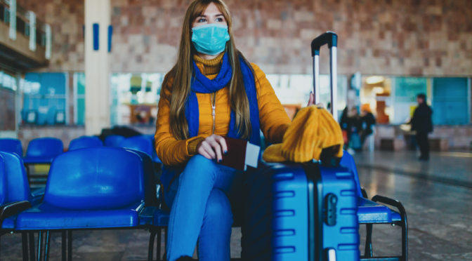 Your patient plans to travel despite COVID-19 risk? Here's the latest CDC guidance to share with them